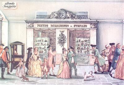 1780年創業「ピエトロ・ロマネンゴ」