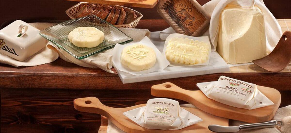ベッピーノ 発酵無塩バター