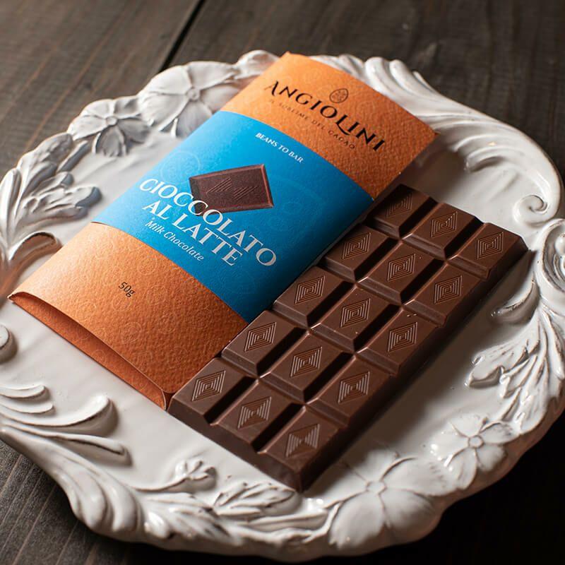 Angioliniミルクチョコレート