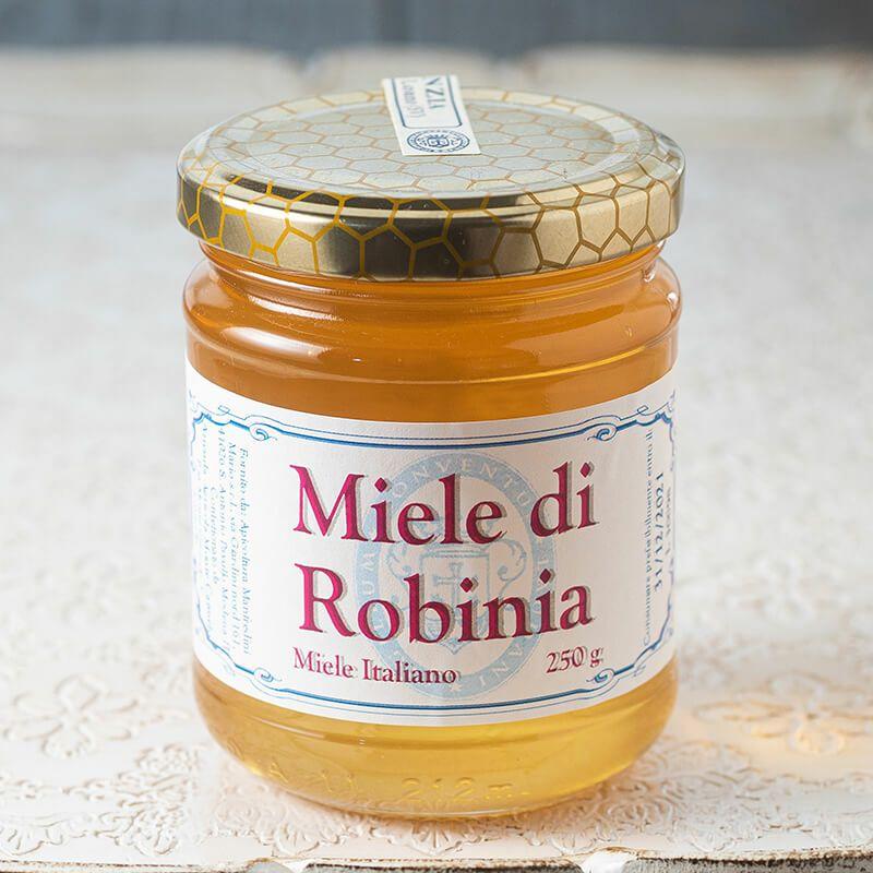 カルメル会 モンテ・カルメロ修道院 蜂蜜 アカシア Miele di Robinia
