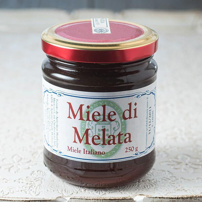 カルメル会 モンテ・カルメロ修道院 蜂蜜 甘露 Miele di Melata 250g