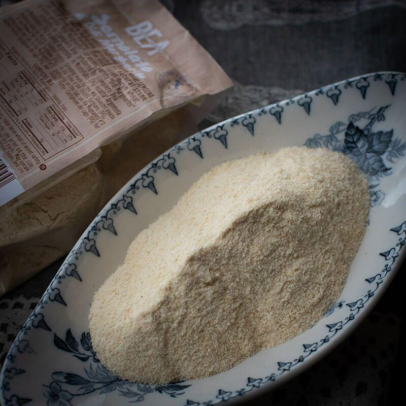 Paolo Ber パオロ ベア ビディ・マルゲリート種・古代硬質小麦セモリナ粉 500g