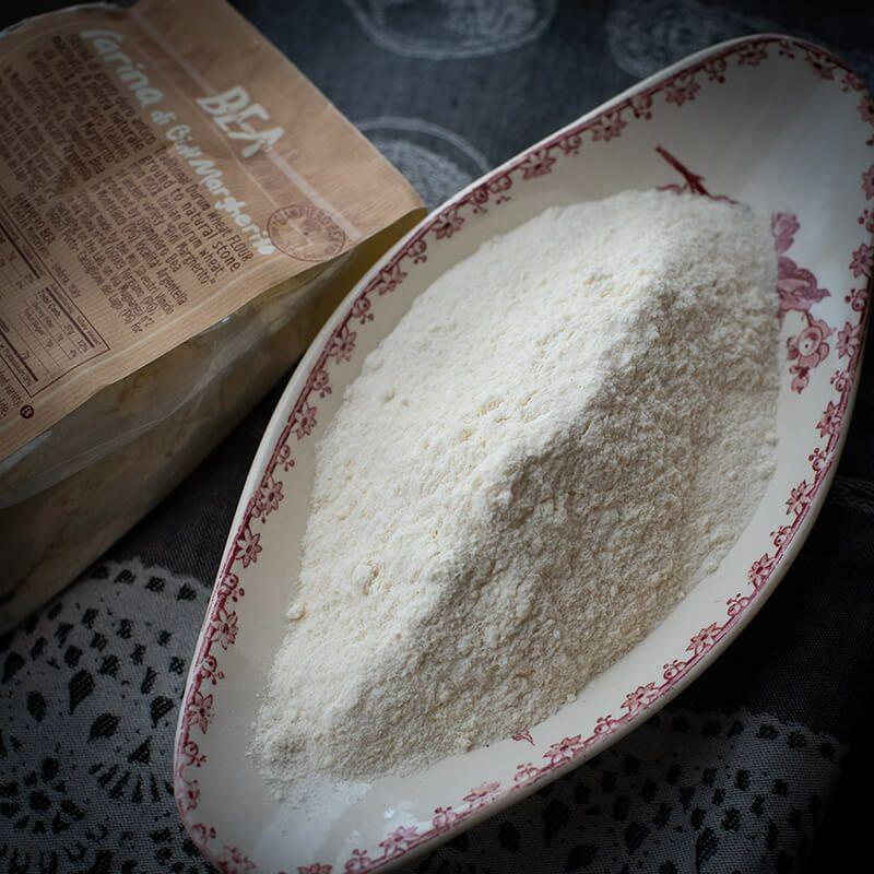 Paolo Ber パオロ ベア ビディ・マルゲリート種・古代硬質小麦粉 500g